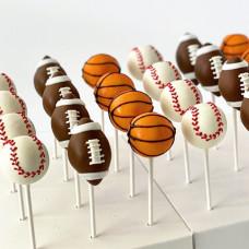 Кейк-попсы для спортсмена