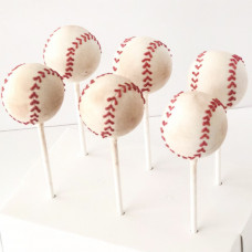 Кейк попсы бейсбольный мяч