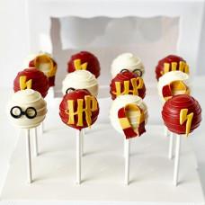 Кейк попсы Гарри Поттер