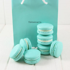 Макаруны в стиле Tiffany