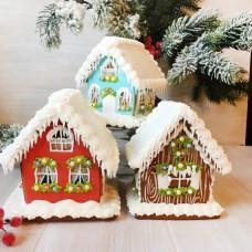 Пряничные домики для детей