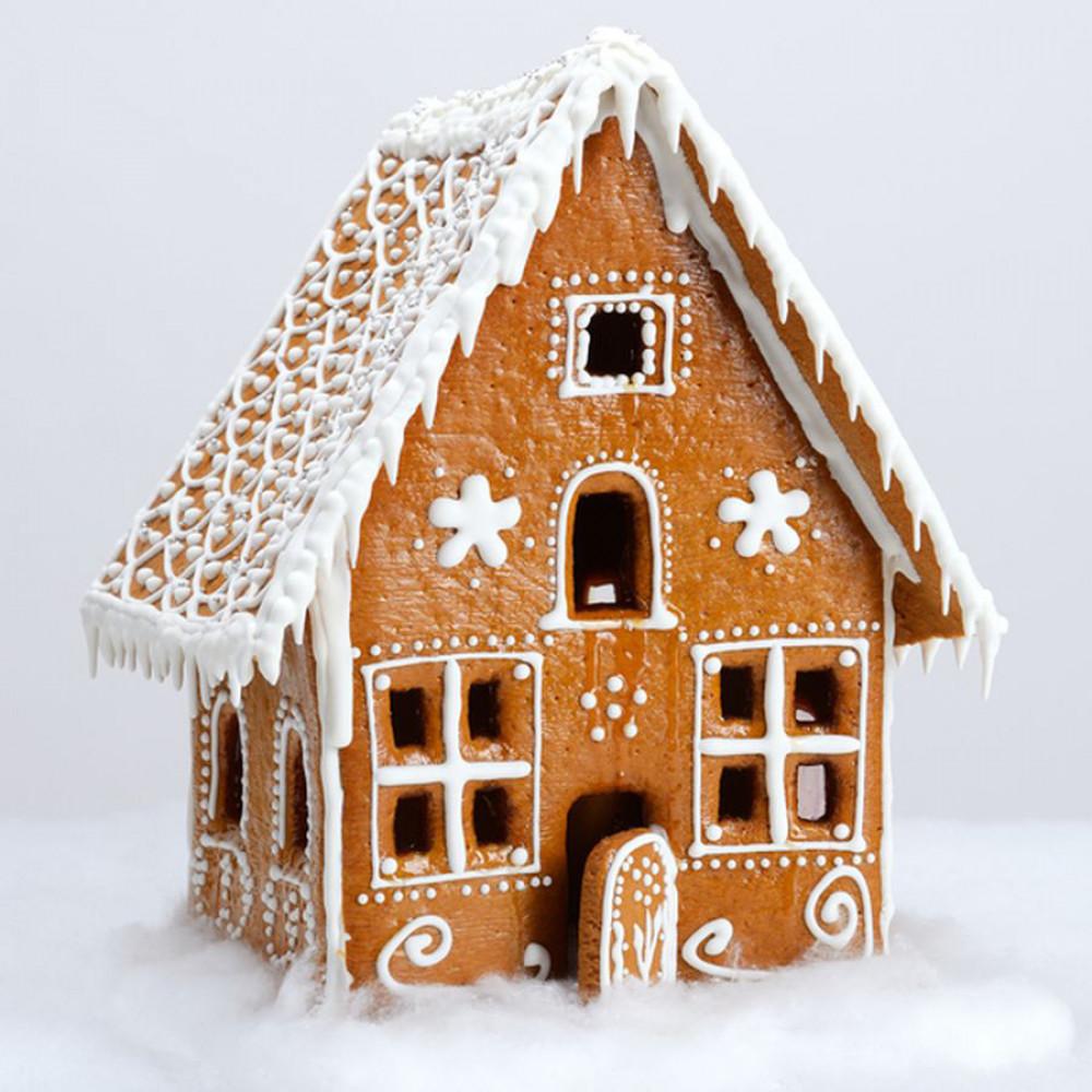 Сказочный пряничный домик