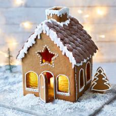 Пряничный домик на Новый год