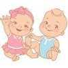 Двойняшкам и близнецам