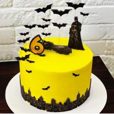 Детский торт Бэтмен