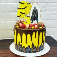 Торт человек Бэтмен