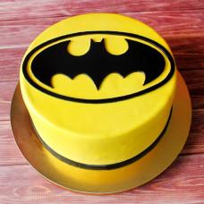 Торт знак Бэтмена