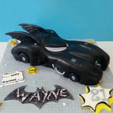 Торт Бэтмобиль