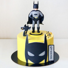Торт для мальчика Бэтмен