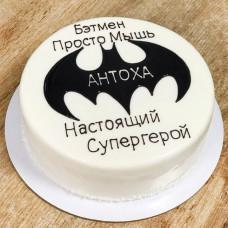 Торт Batman