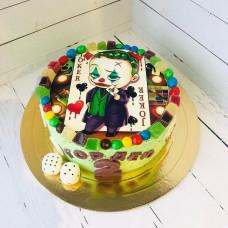 Торт детский Джокер