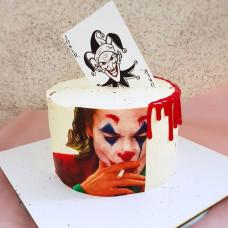 Торт для фаната Хоакин Феникс