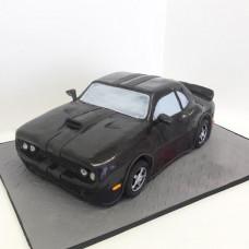 Торт Nissan Skyline R34 GT-R