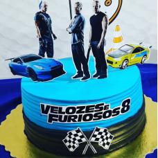 Торт Форсаж 8