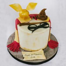 Торт на тему Гарри Поттер
