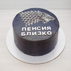 Торт пенсия близко