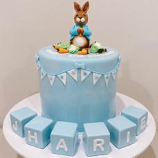Торт кролик Питер для мальчика