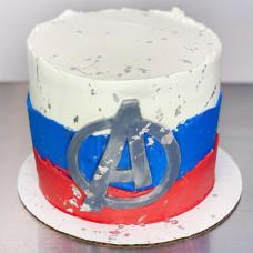 Торт Марвел Мстители