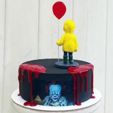 Торт на Хеллоуиновскую вечеринку с Оно