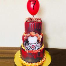 Большой торт по фильму Оно