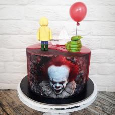 Торт Пеннивайз