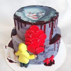Двухъярусный торт Оно