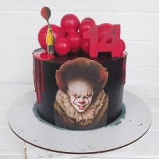 Торт клоун Пеннивайз