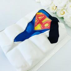 Торт в стиле Супермена