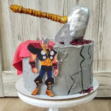 Торт Тор для мальчика