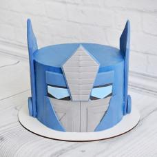 Торт трансформер Оптимус