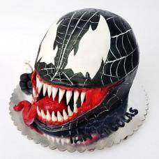 Торт голова Венома