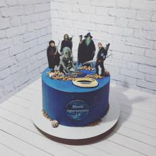 Торт в стиле Властелин колец
