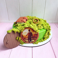 Торт для фанта фильма Властелин колец