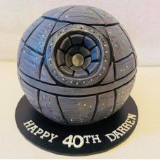 Торт Звезда Смерти