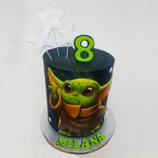 Торт Йода