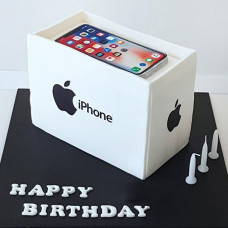Торт Эппл