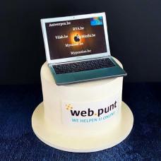 Торт MacBook Pro