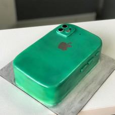 Торт 3D Айфон