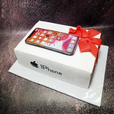 Торт Айфон 11