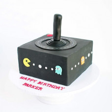 Торт приставка Pac-Man