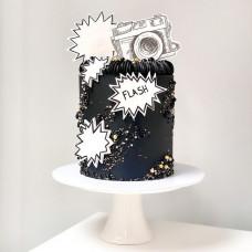 Торт мыльница фотоаппарат