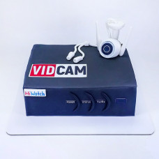Торт камера видеонаблюдения