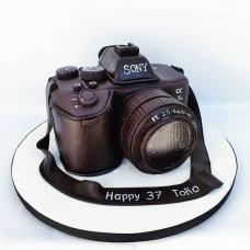 Торт фотоаппарат Sony