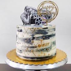 Торт для любителя фотографии