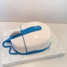 Торт компьютерная мышка