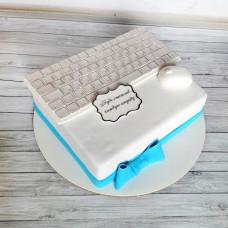 Торт клавиатура