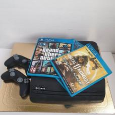 Торт приставка Сони