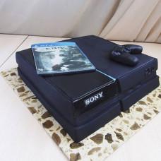 Торт в виде приставки