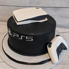 Торт для мальчика Плейстейшен