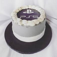 Торт Плейстейшен без мастики
